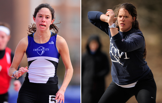 Bendit, Stefaniak Earn CC Weekly Accolades
