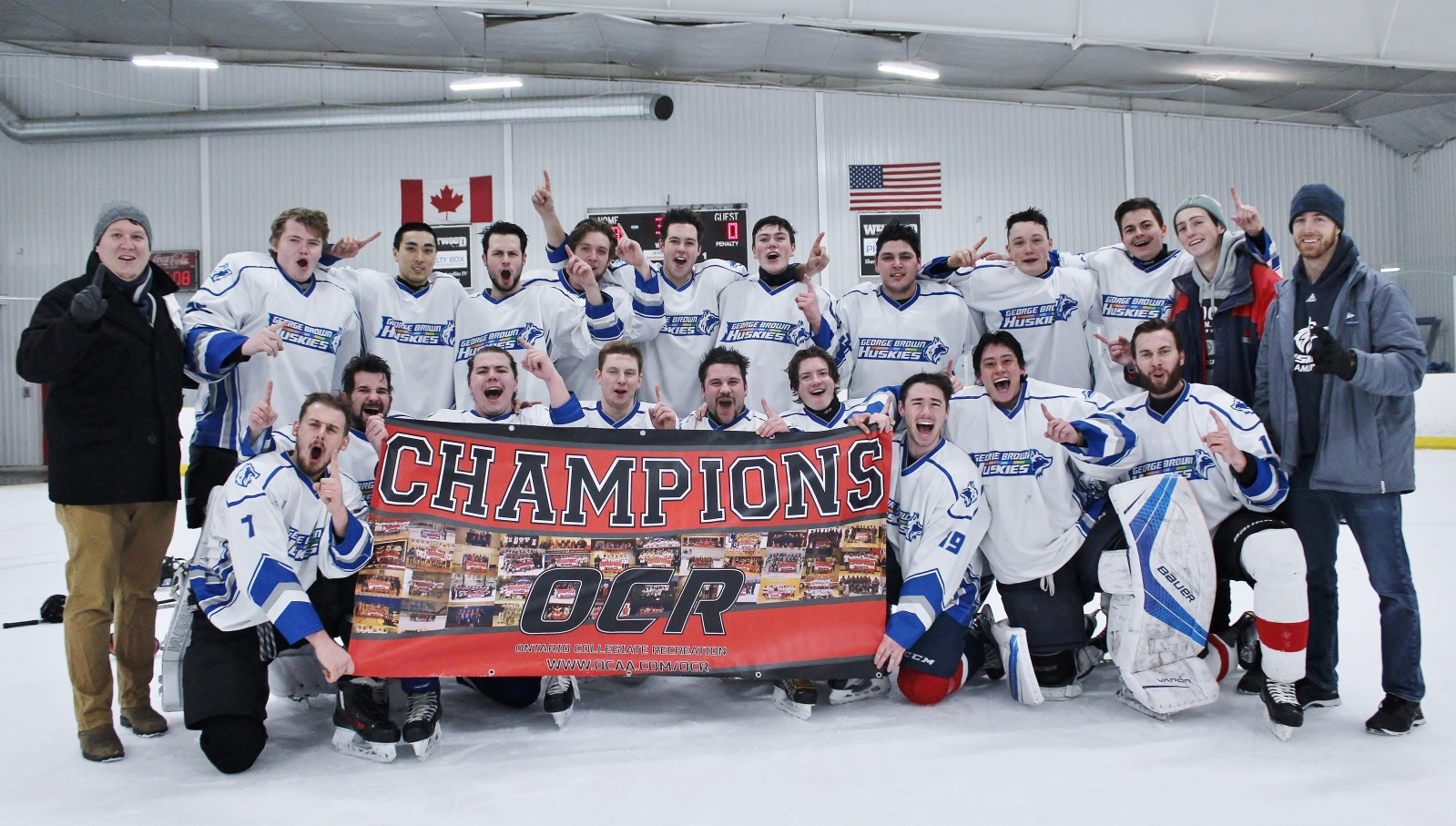 GEORGE BROWN COLLEGE MEN'S HOCKEY READY TO HOST HELDER CUP INVITATIONAL