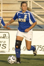 2007 UCSB Women's Soccer Preview: Experienced Defense Set to Lead Gauchos into New Season