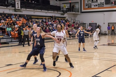 Women's basketball team has special season come to an end