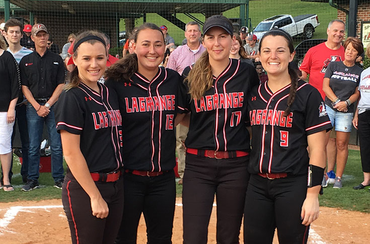 Softball: Panthers split Senior Day doubleheader with Judson