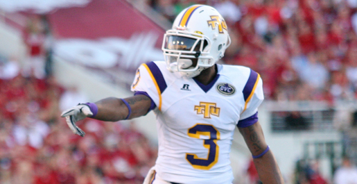 Golden Eagle receiver Tim Benford named to All-America team