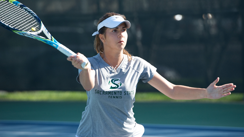 DEPLETED WOMEN'S TENNIS DOWNED BY #63 UC IRVINE 4-1