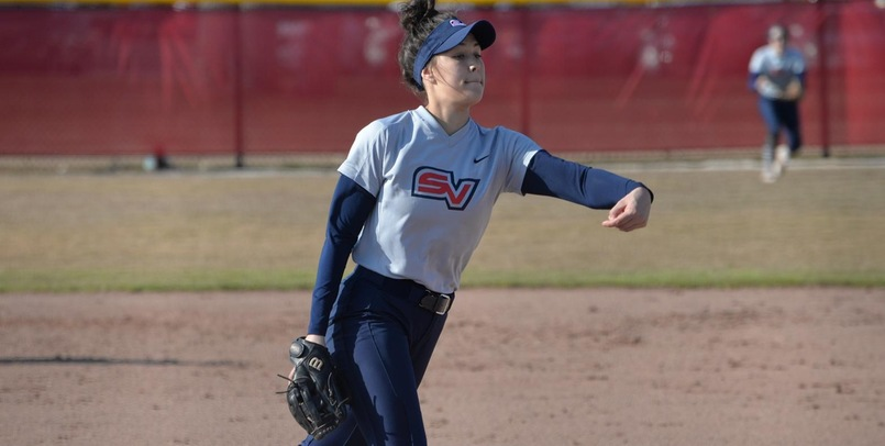 SVSU Softball Falls in Doubleheader Against the Eagles