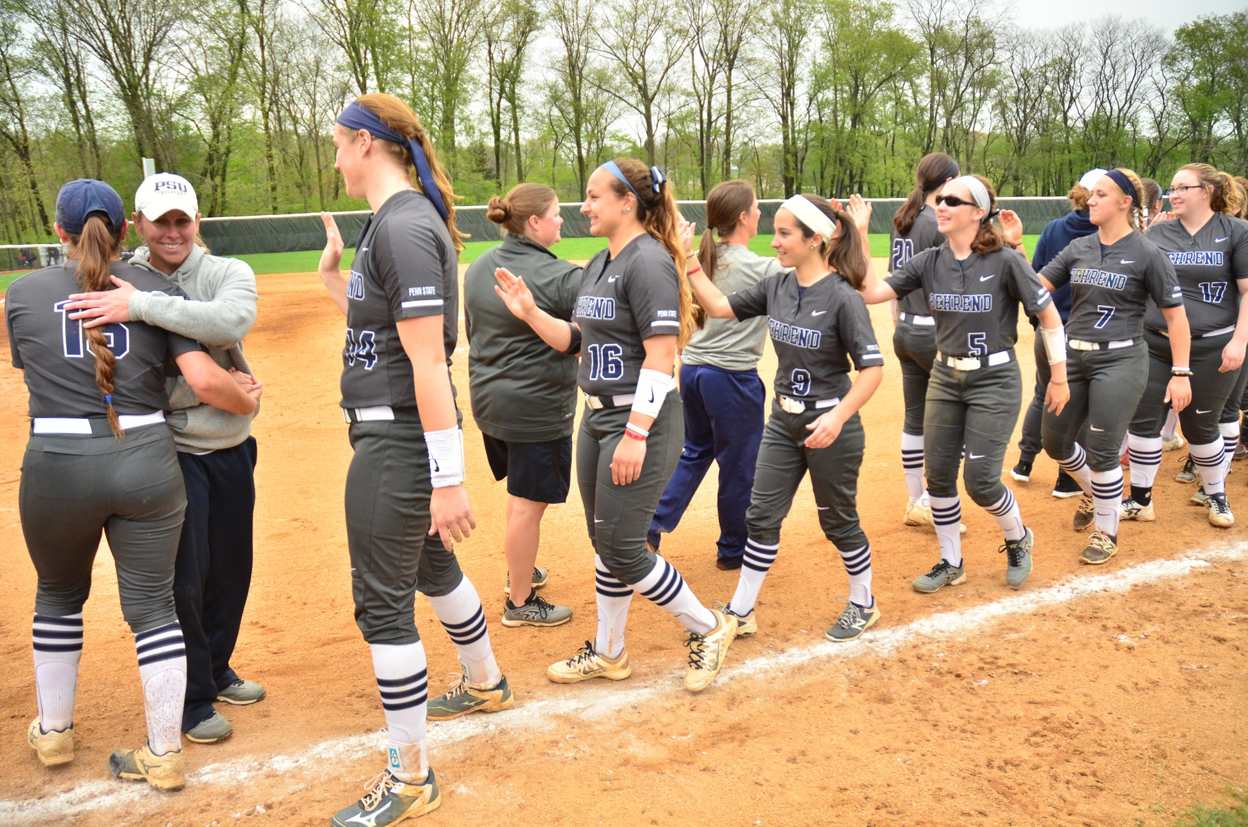 2018 AMCC Spring Sportsmanship Teams Announced