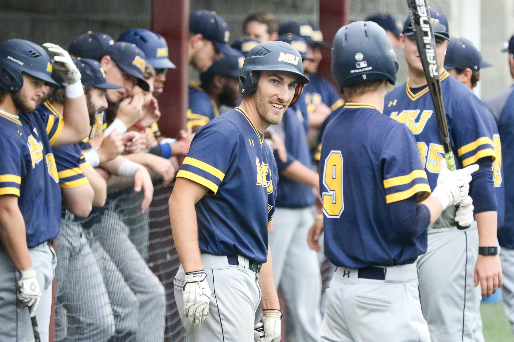 Baseball season ends in HCAC tournament finals