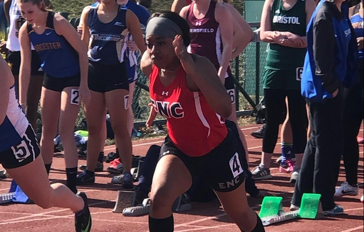 Women's Track & Field Posts Personal Bests at Carla Coffey Classic