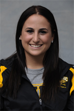 Courtney Reinfeld led UMBC with four RBI