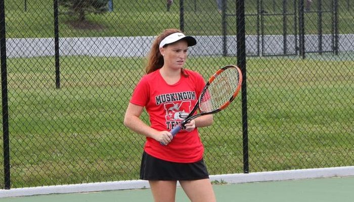 Women's Tennis suffers a loss to Franciscan