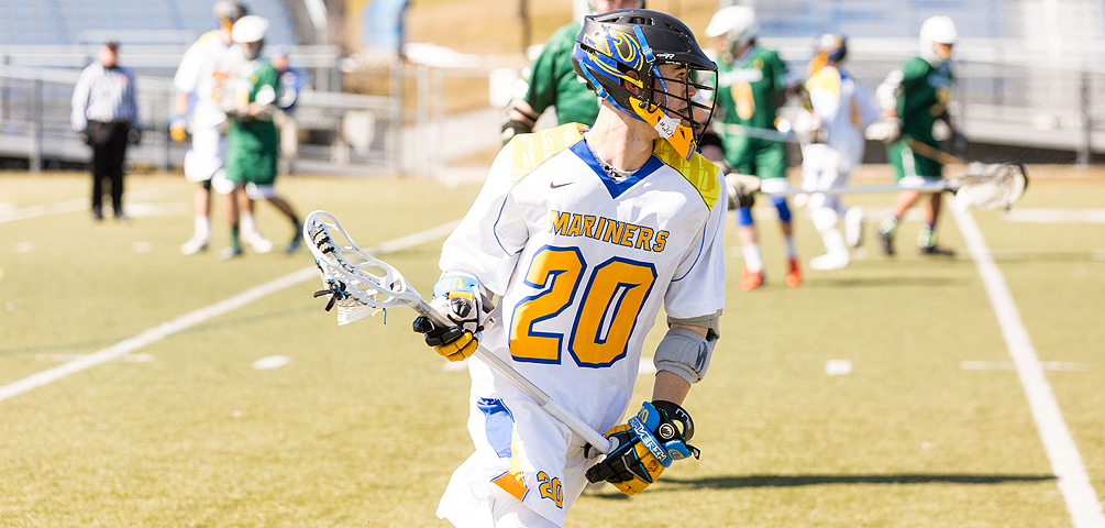 Men's Lacrosse Falls to Husson; Claim No. 5 Seed in NAC Tournament
