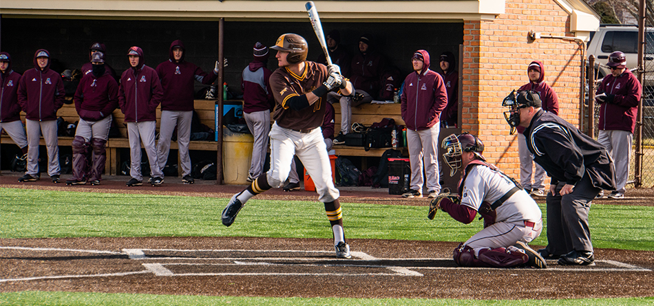 Sophomore shortstop Alex Ludwick (Photo Courtesy of Alec Palmer)
