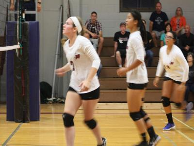 Women's Volleyball: Mustangs suffer 2nd loss of the season