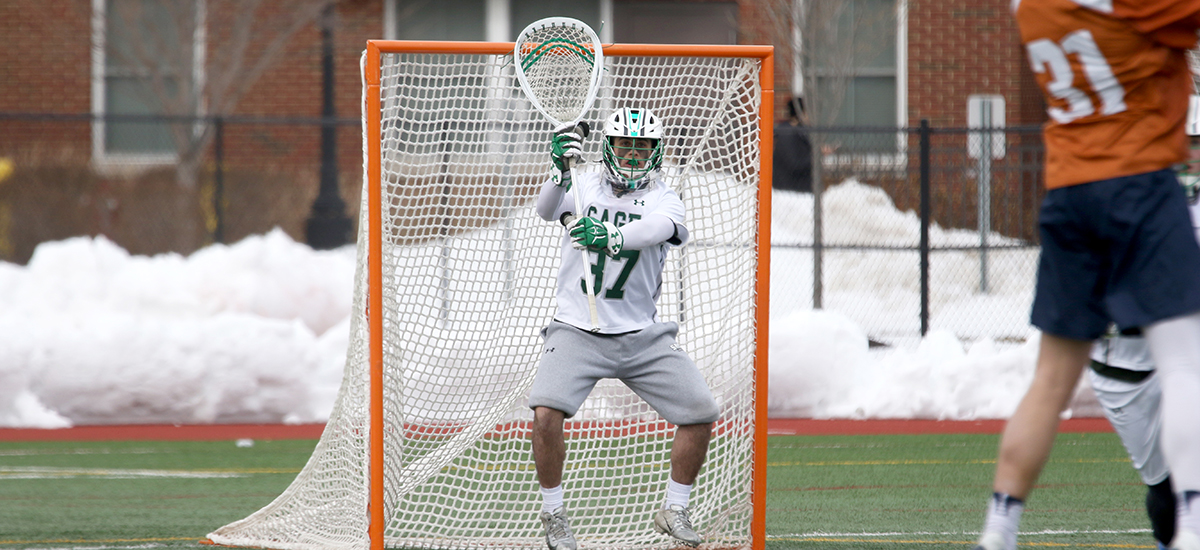 Record setting performance by Capitelli not enough as Sage falls to Skidmore