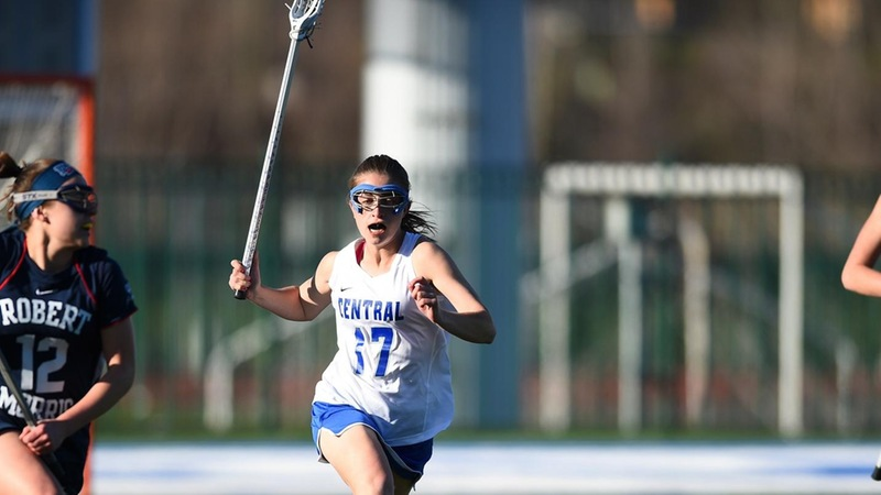 Four Blue Devils Tally Goals, Women's Lacrosse Falls at American