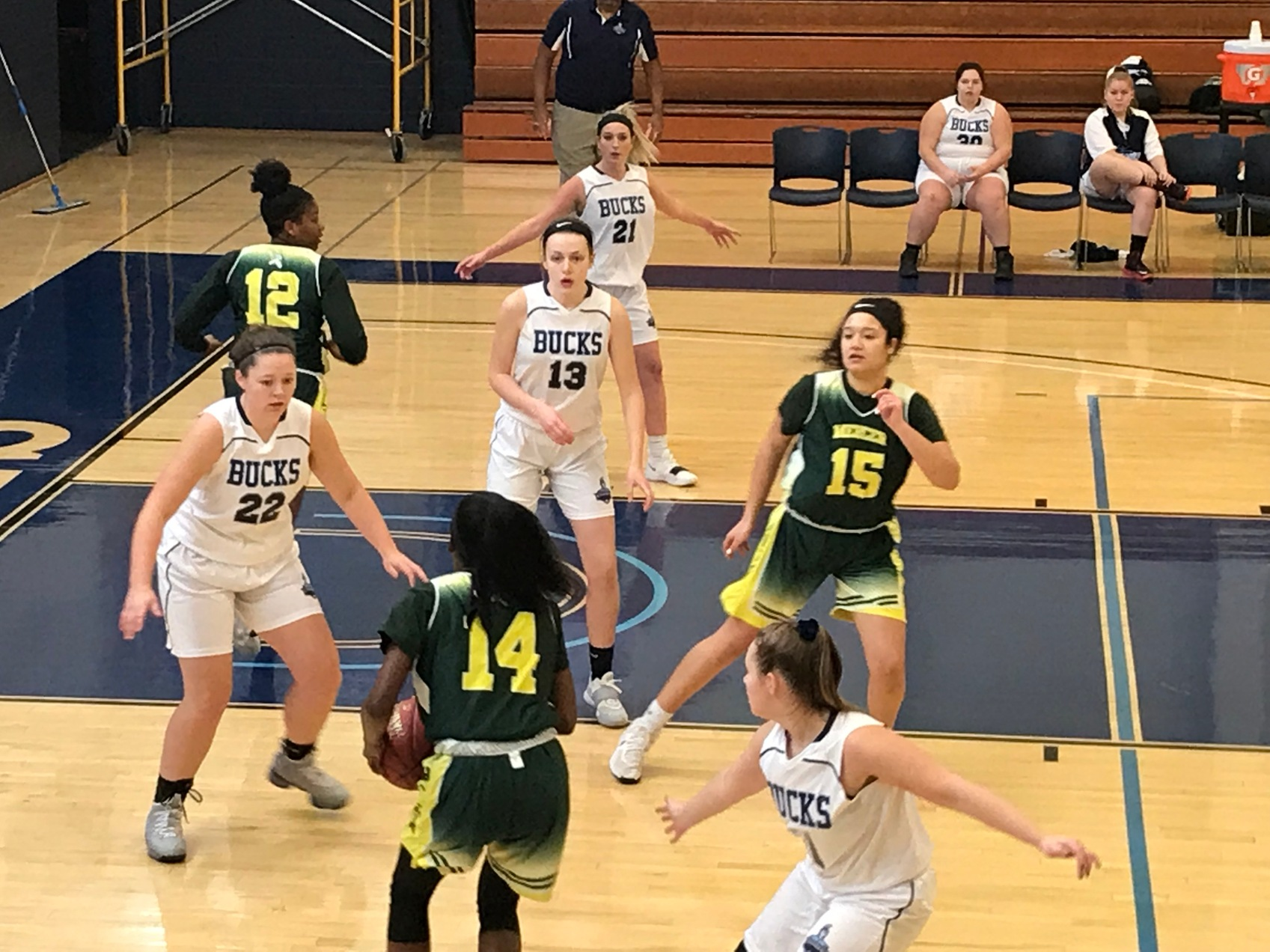 Women's Basketball Falls to Wolverines