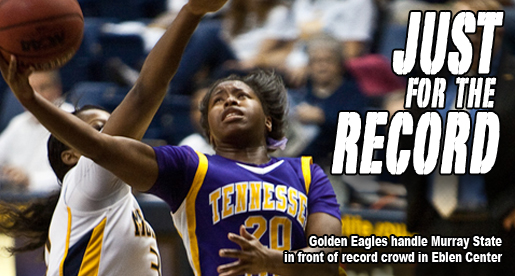 Golden Eagles dominate Lady Racers, 88-51 on Senior Night