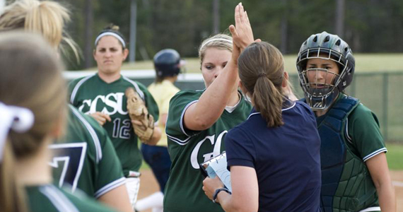 Chandler No-Hitter Helps Bobcat Softball Split AASU 3-0 and 6-7