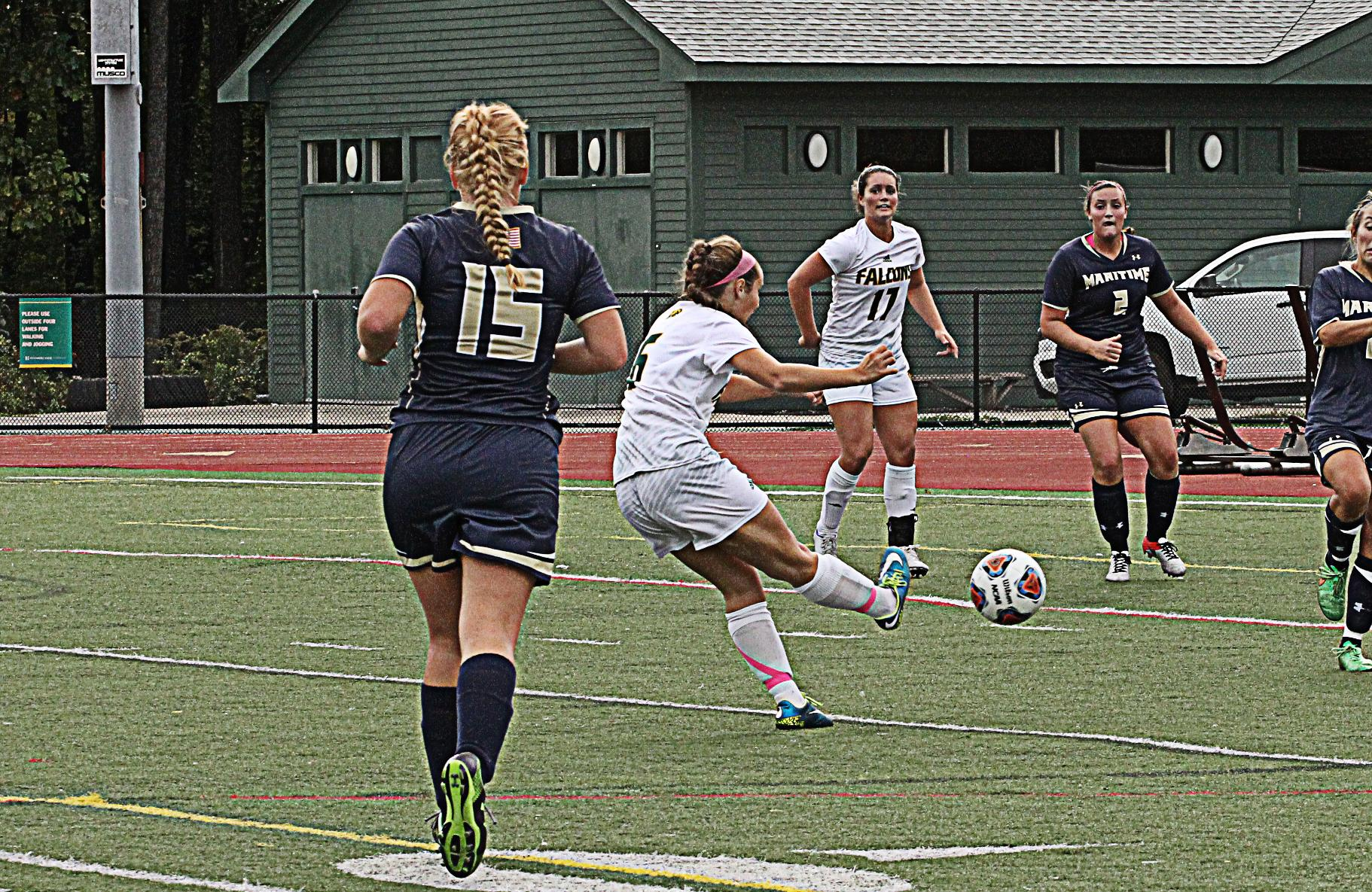 Fitchburg State Rebounds Over Mass. Maritime, 3-1