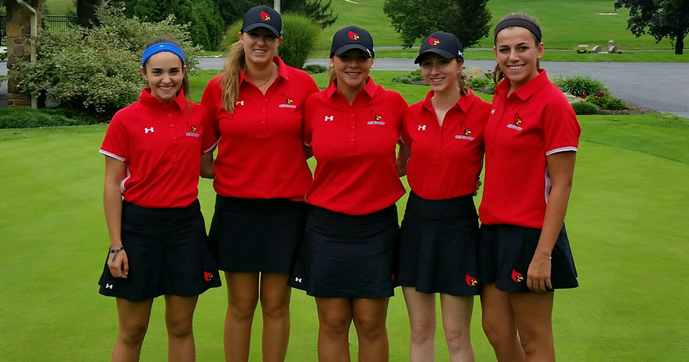 Cardinals Finish First in First-Ever Event in Team History