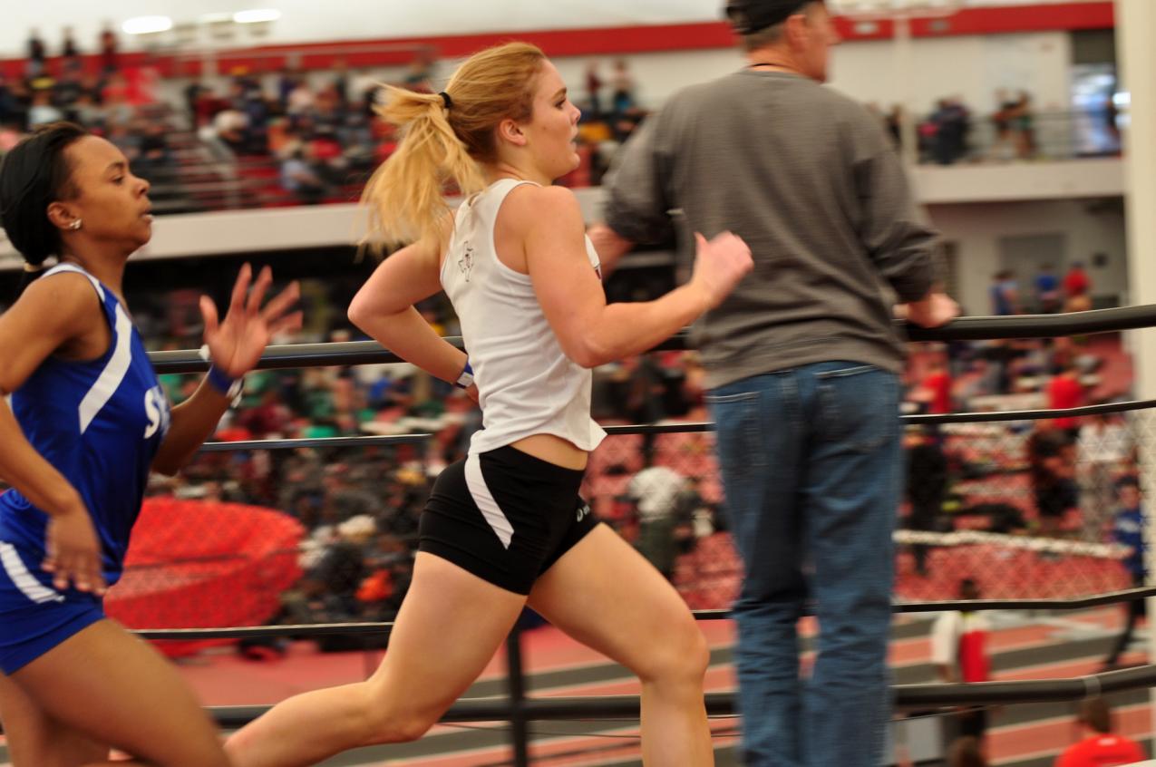 texas tech indoor track meet 2012