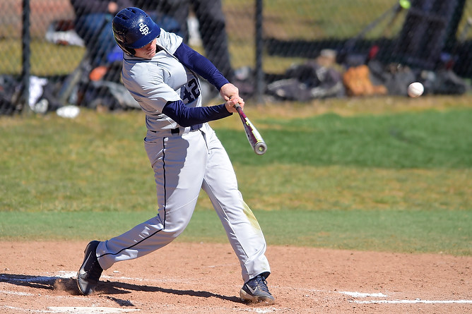 Behrend Takes Two Against Bethany