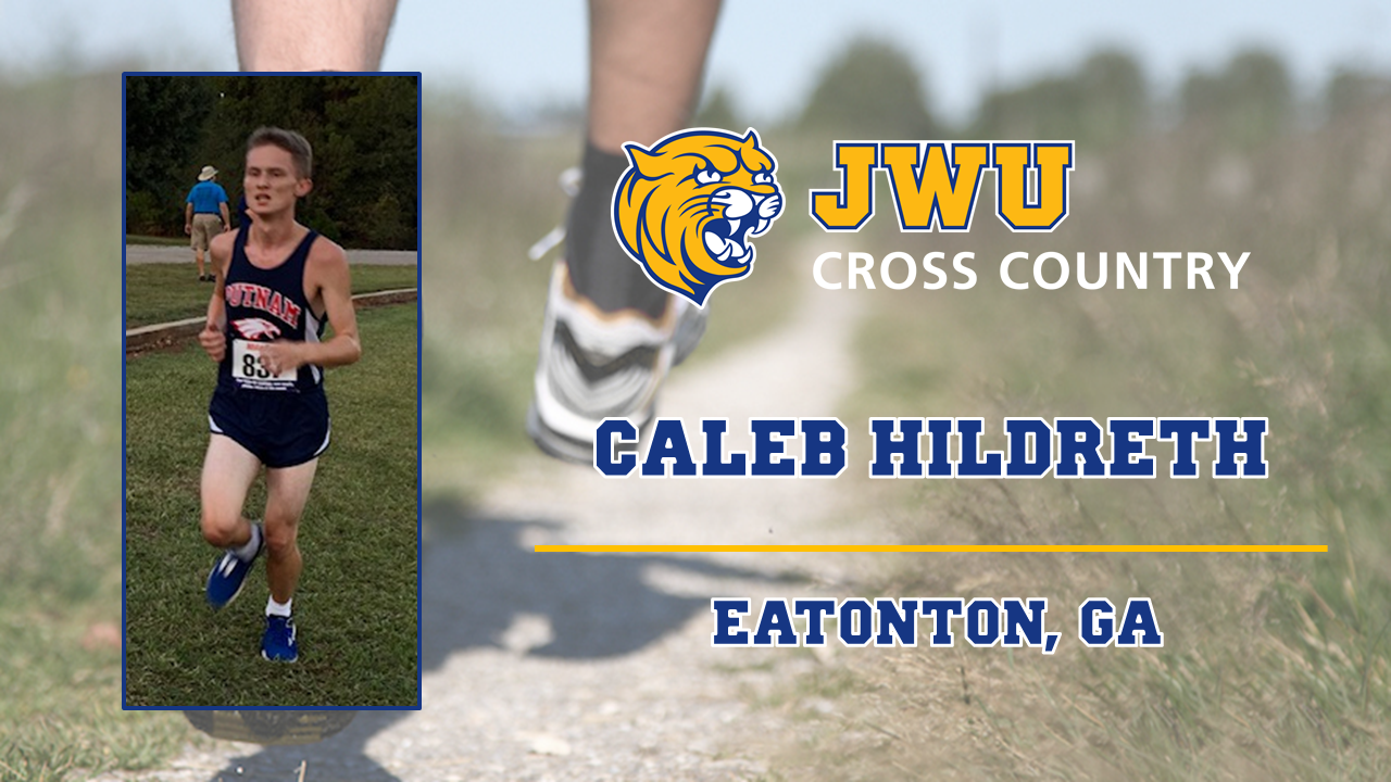 Georgia Runner Hildreth Signs With JWU Cross Country