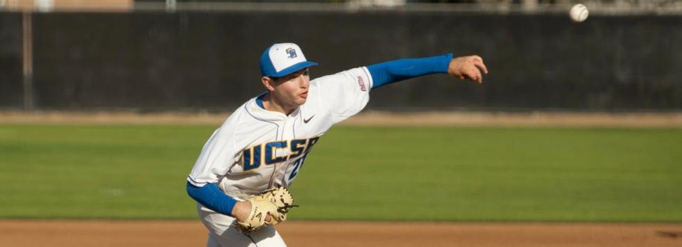 Key Hitting, Strong Relief Keys Gauchos Win Over Rhode Island