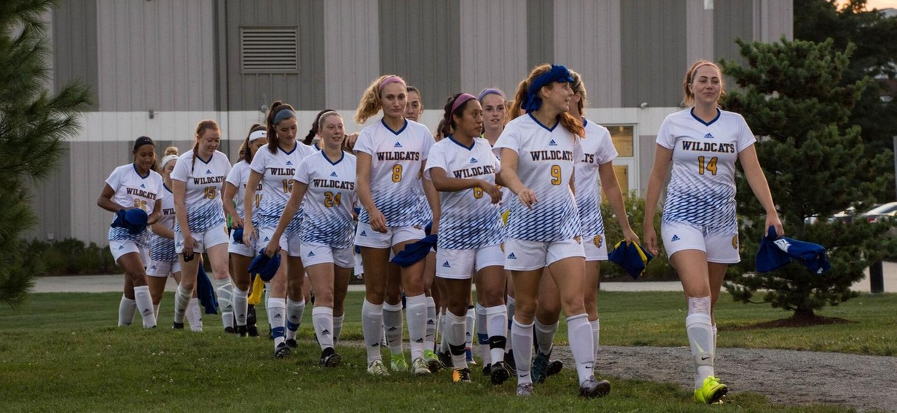 JWU Women's Soccer Advances in GNAC Tourney on PKs Against Albertus Mangus