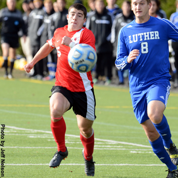 Foresters Unable to Advance Past Luther in NCAA Tournament