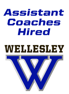 Wellesley Announces Fall Assistant Coaching Additions