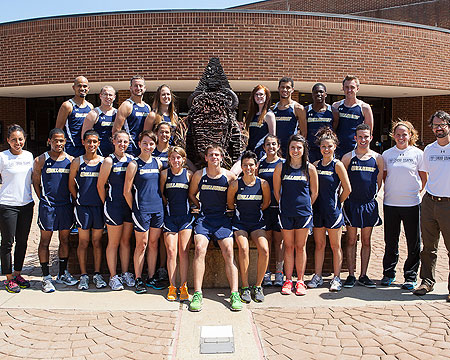 Gallaudet set for the NEAC men's and women's cross country championships