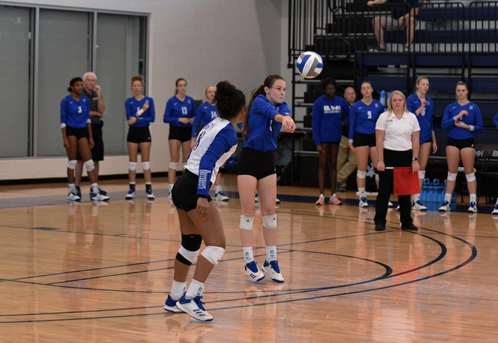 VOLLEYBALL — Panola sweeps No. 16 Blinn volleyball, 3-0