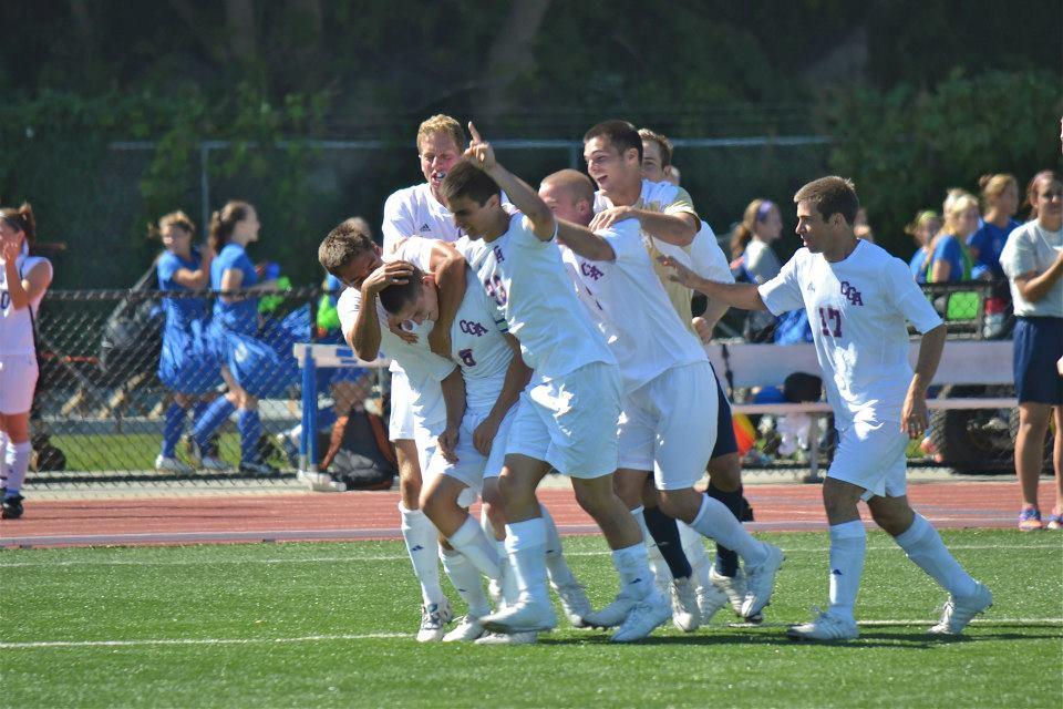 Bears Earn #2 Seed in ECAC Tournament