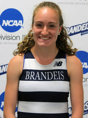 Emily Bryson, Women's Outdoor Track