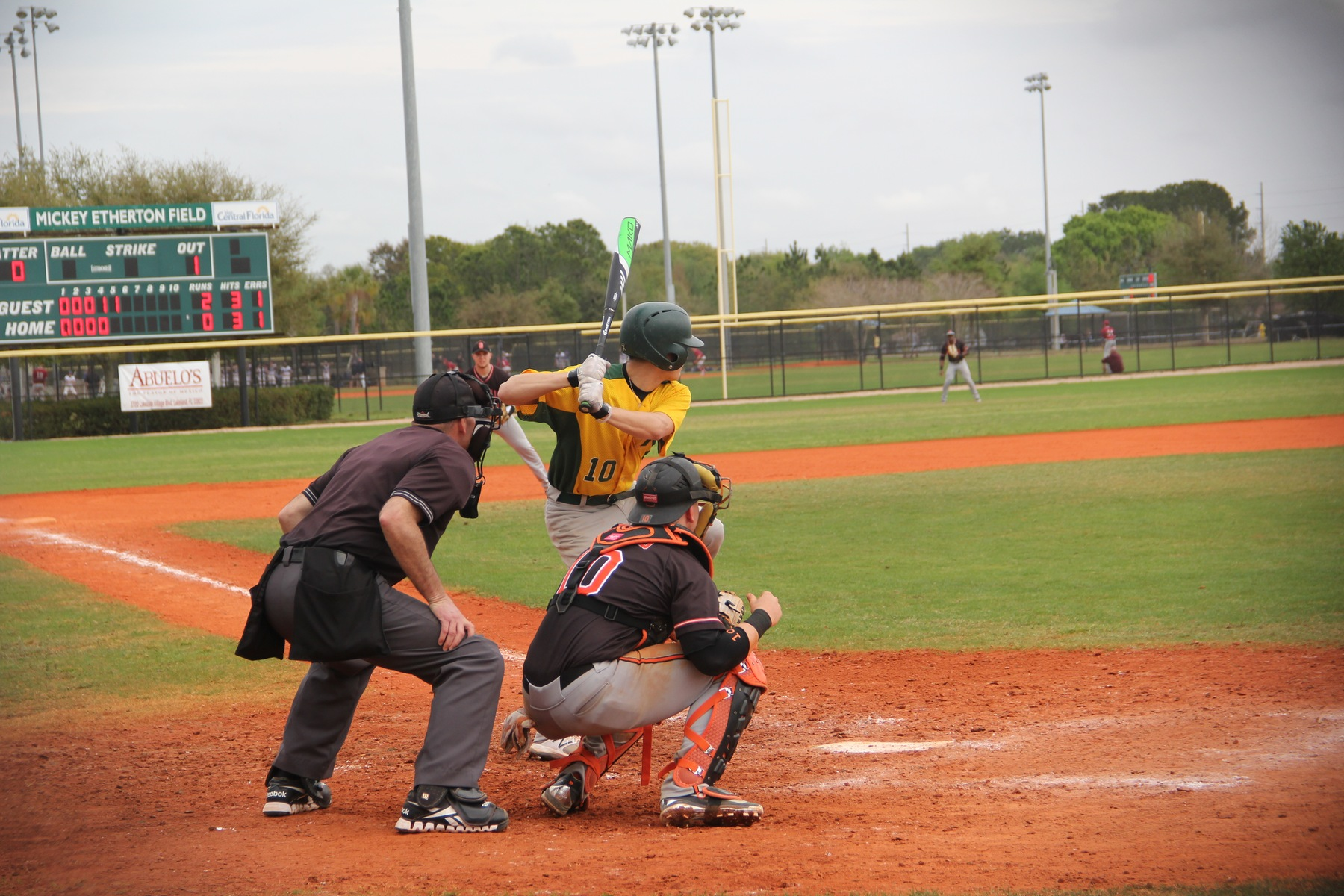 Fitchburg State Sweeps Past Anna Maria