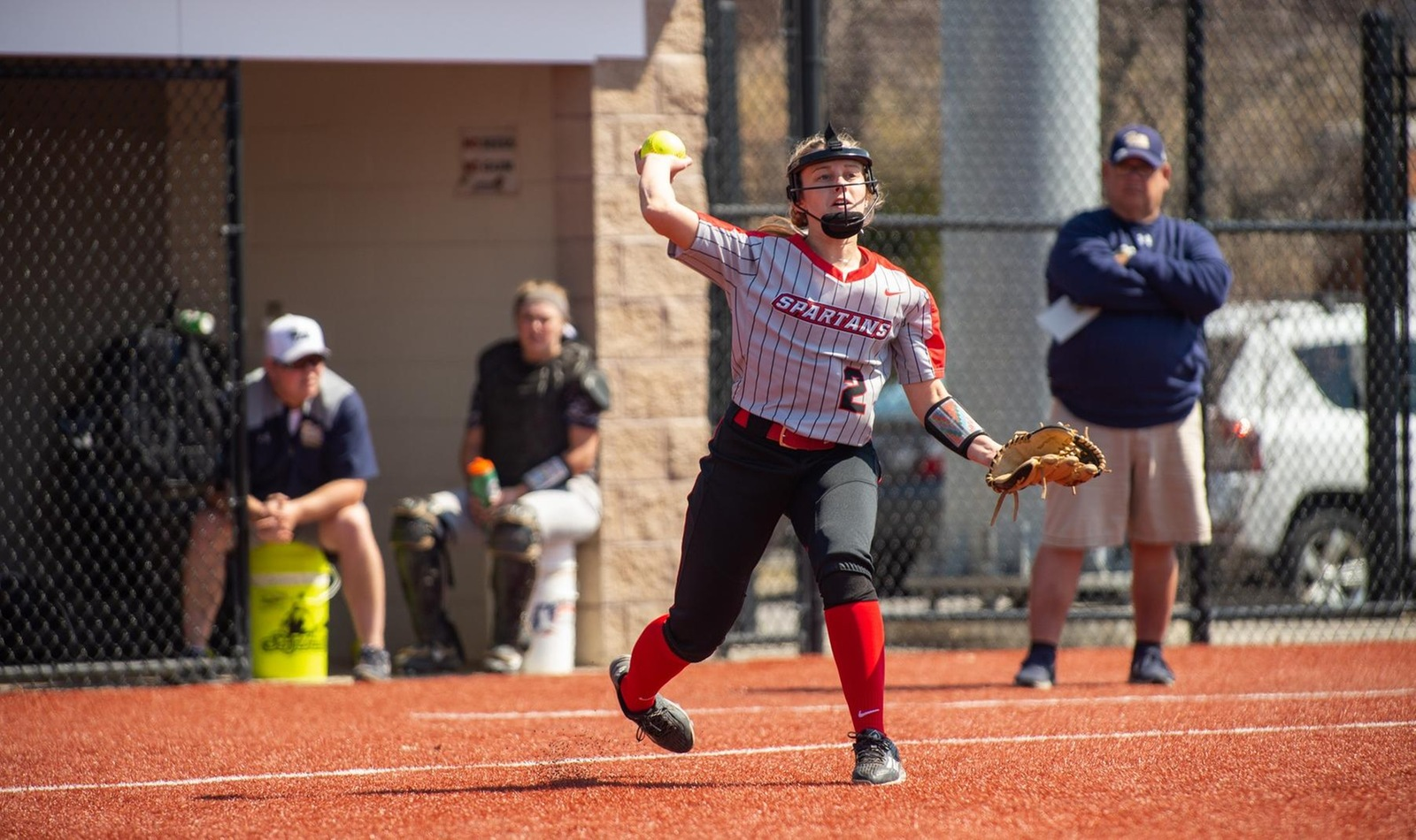 D'Youville Upsets Pitt.-Bradford in Extra Innings to Advance in AMCC Playoffs