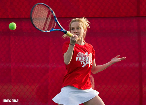 Red Devils Earn #15-Ranking in ITA Atlantic South Region
