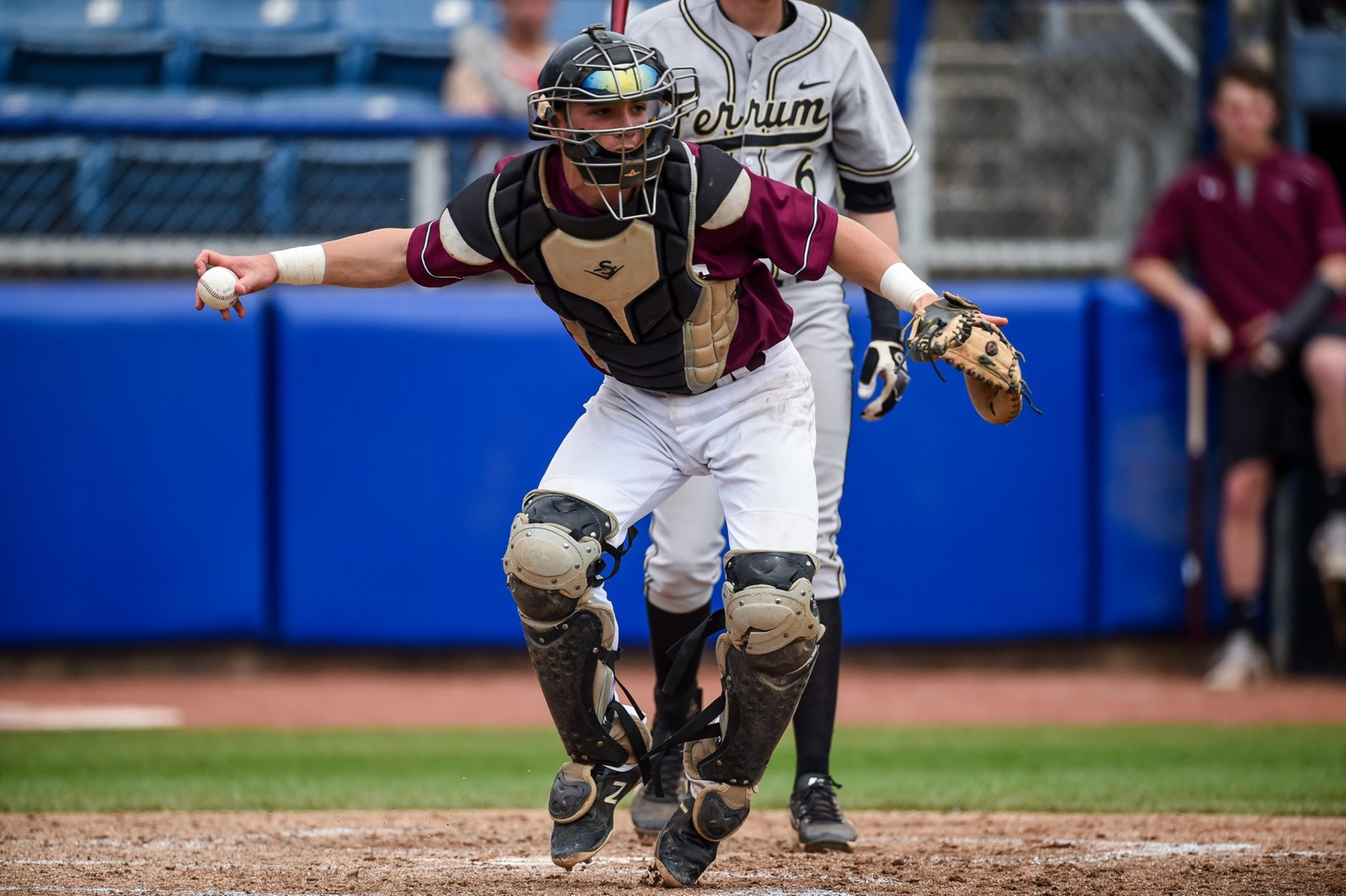 Roanoke Sweeps ODAC Tournament Series From Lynchburg