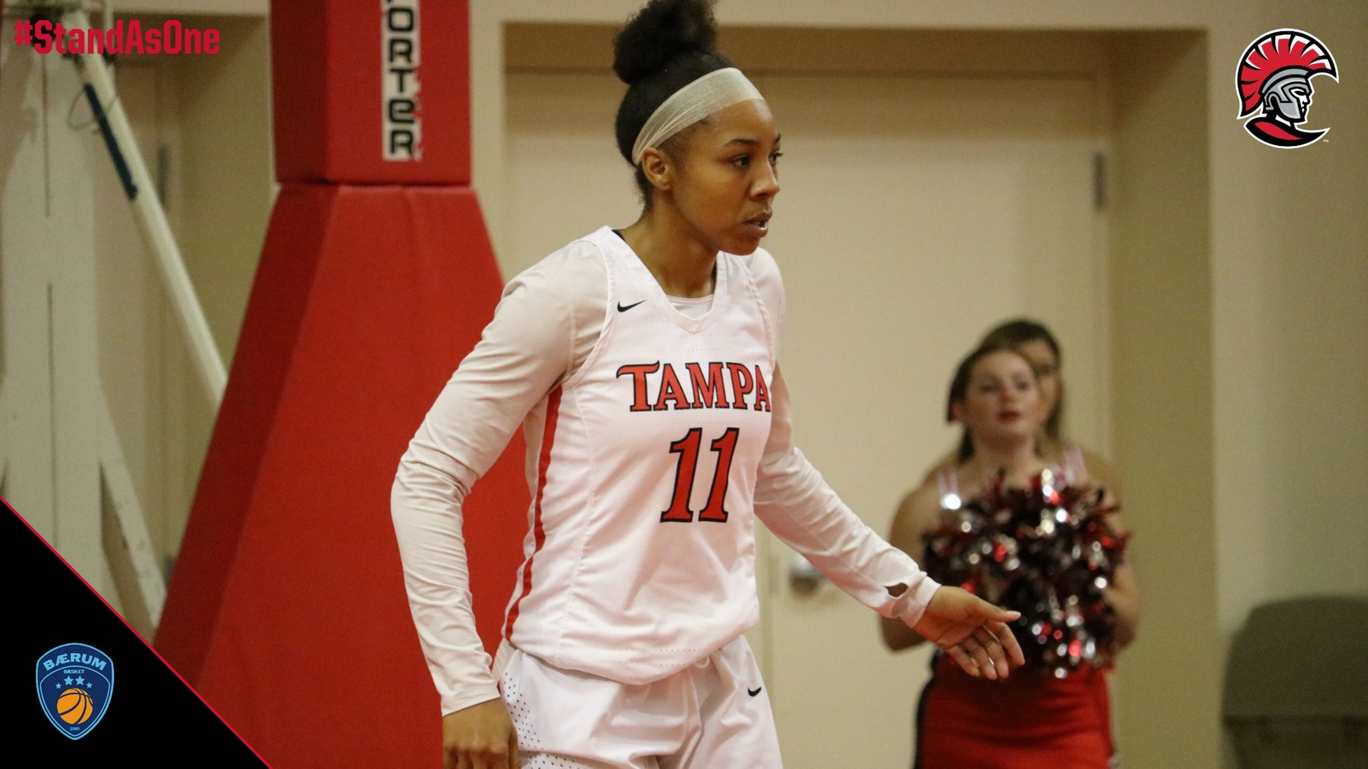 Staja Tyghter Signs Professional Deal in Norway