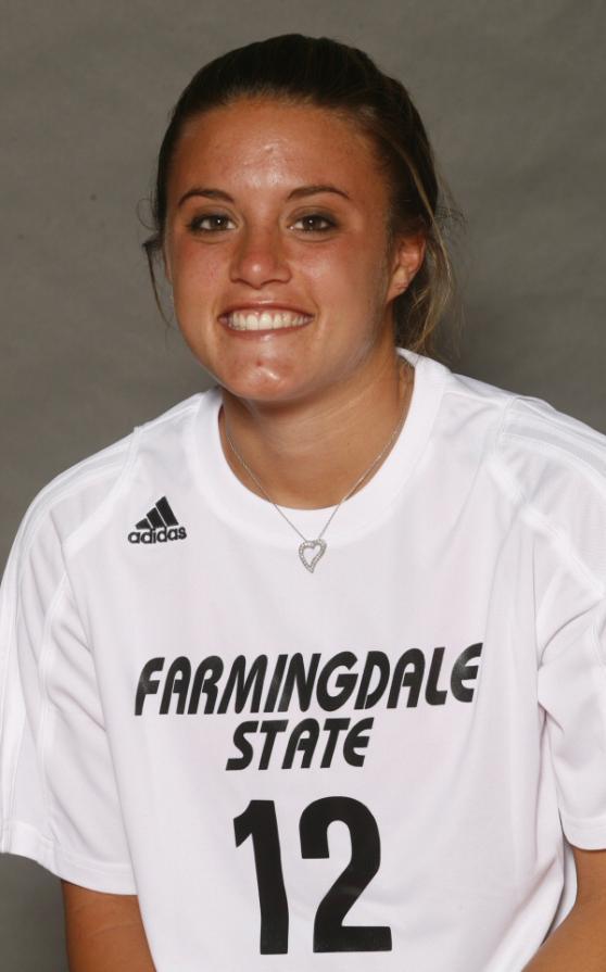 Christina Cascio Named Skyline Player of the Week - Farmingdale ...