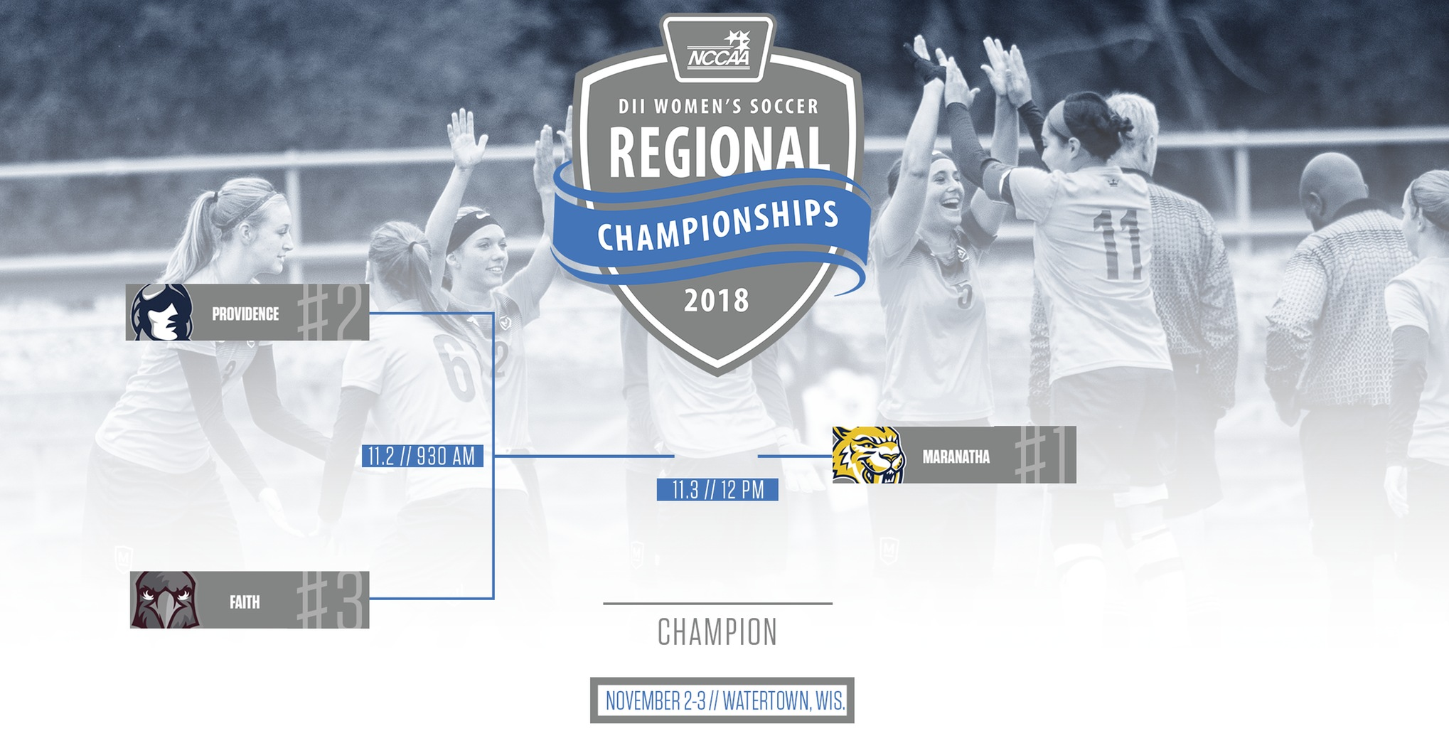 Championship bye: Women's Soccer Regional Preview