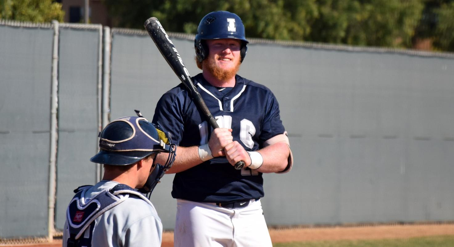 Baseball team takes on Fullerton in deciding game Saturday