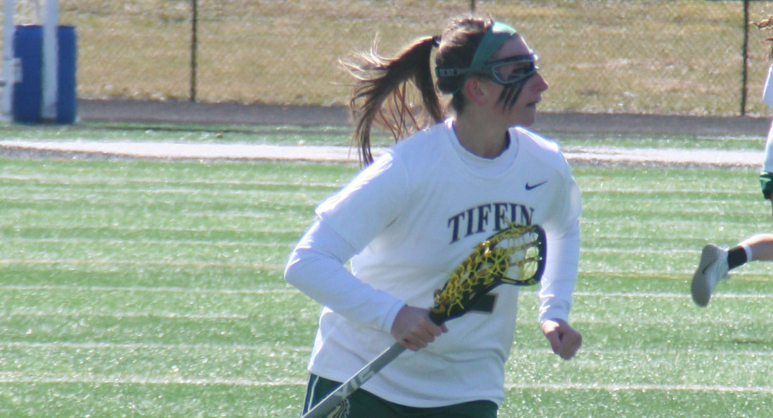 Tiffany Anderson had 3 goals with 5 ground balls and 4 draw controls as TU clipped Northern Michigan 21-6.