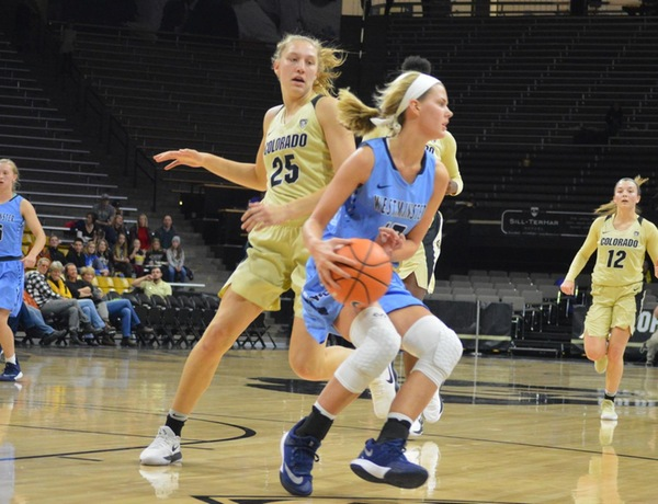 Westminster Women's Basketball Falls to Miners