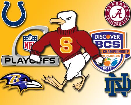 monday football schedule football games this weekend