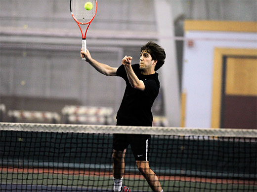 Strong singles play lifts Fords over Shoremen