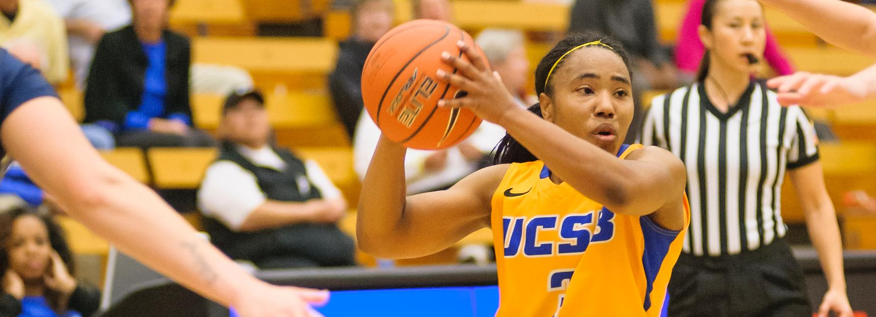 Gauchos Struggle in 79-56 Loss to Northern Arizona