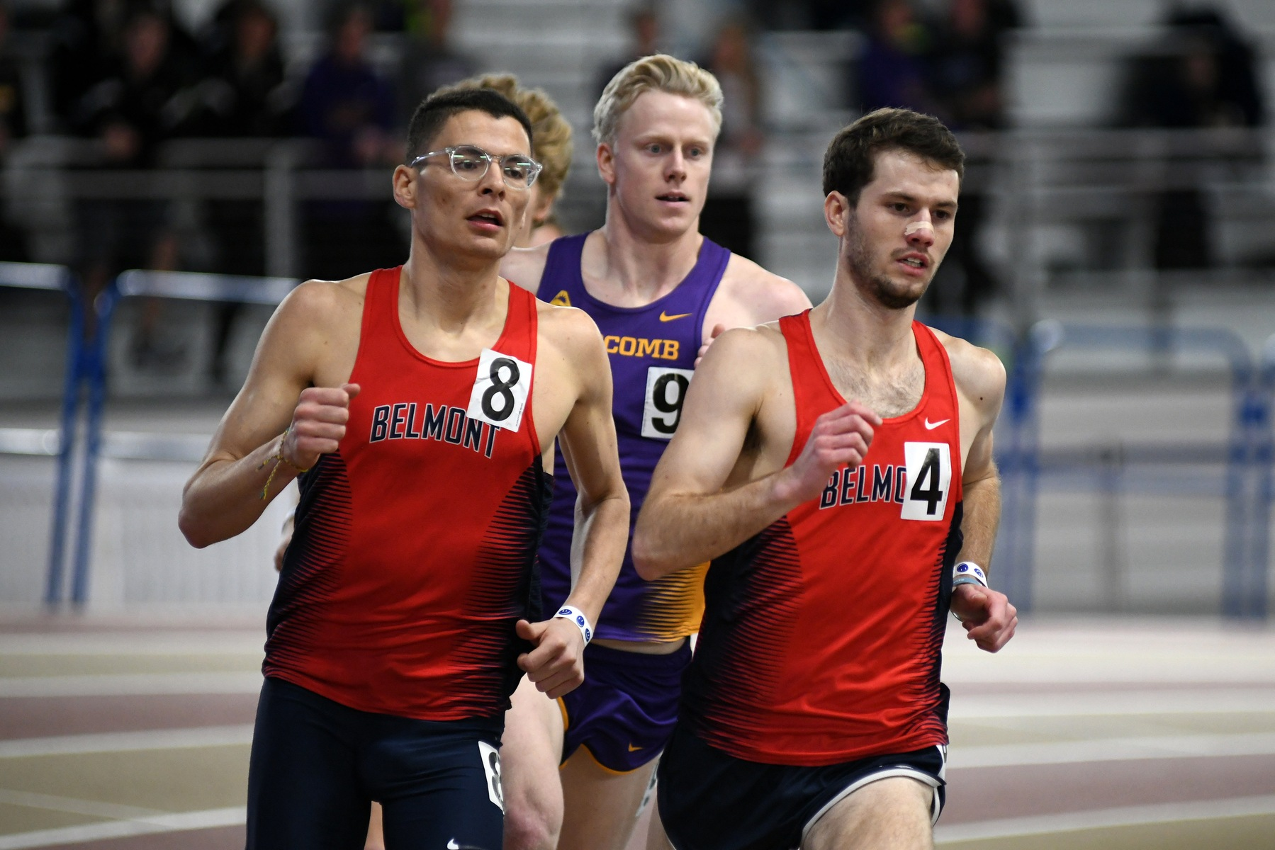 Men's OVC Track Championships: Day 2