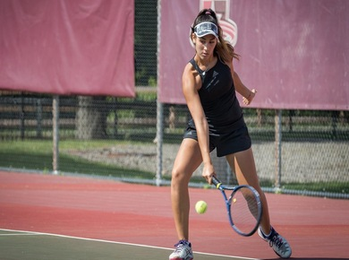 Women's Tennis Picks Up 3rd Straight Win