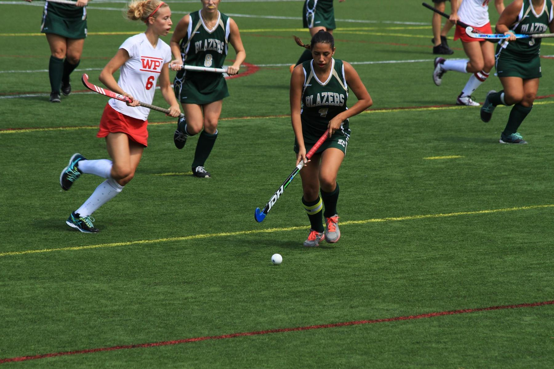 Field Hockey Stumps Bay Path For First Conference Win